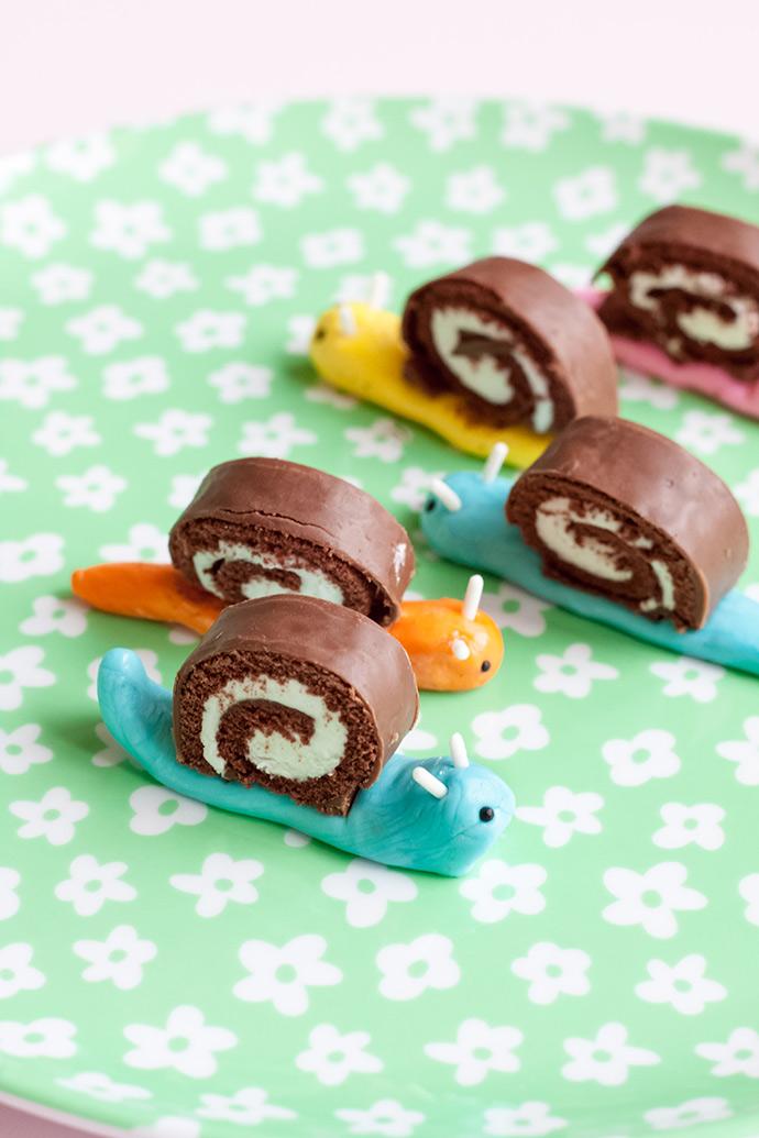 Swiss Roll Escargot