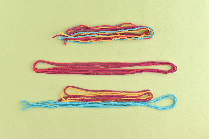 Plastic Canvas Friendship Bracelets