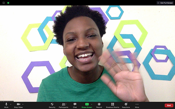 How To Make Paper Backgrounds for Video Calls