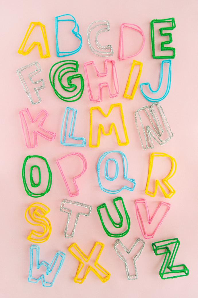 Alphabet Crafts for Kids