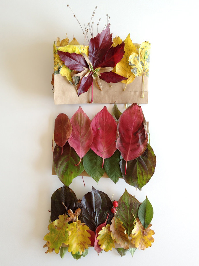 Kids Crafts to Welcome Fall