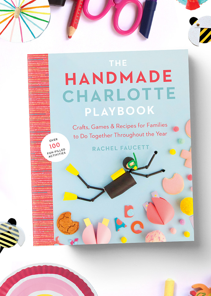 The Handmade Charlotte Playbook Bonus Bundle