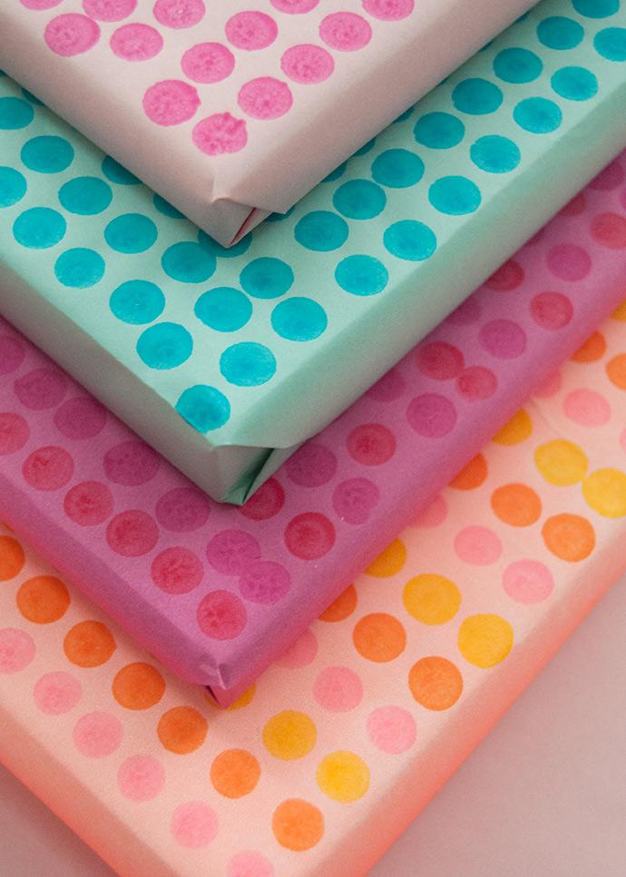 Bingo Dabber Gift Wrap