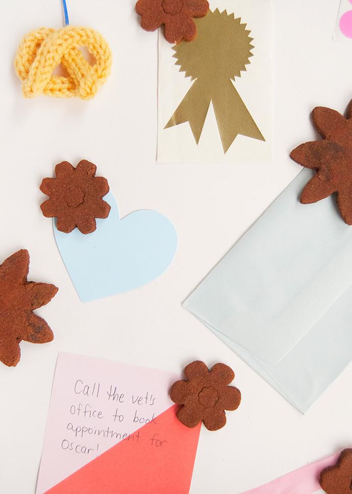 How to Make Cinnamon Dough Magnets