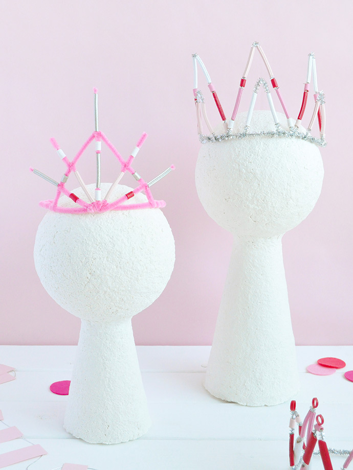 DIY Party Hats and Crowns