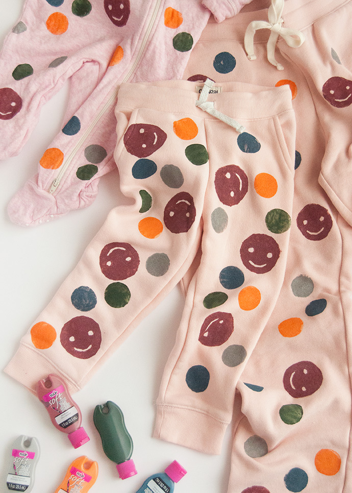 Make Your Own Matching Family Pajamas