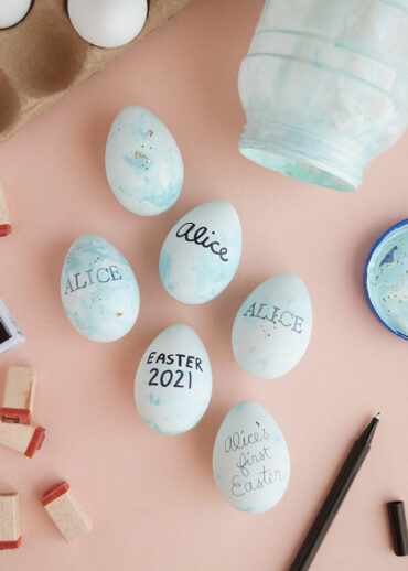 Easter Egg Keepsakes