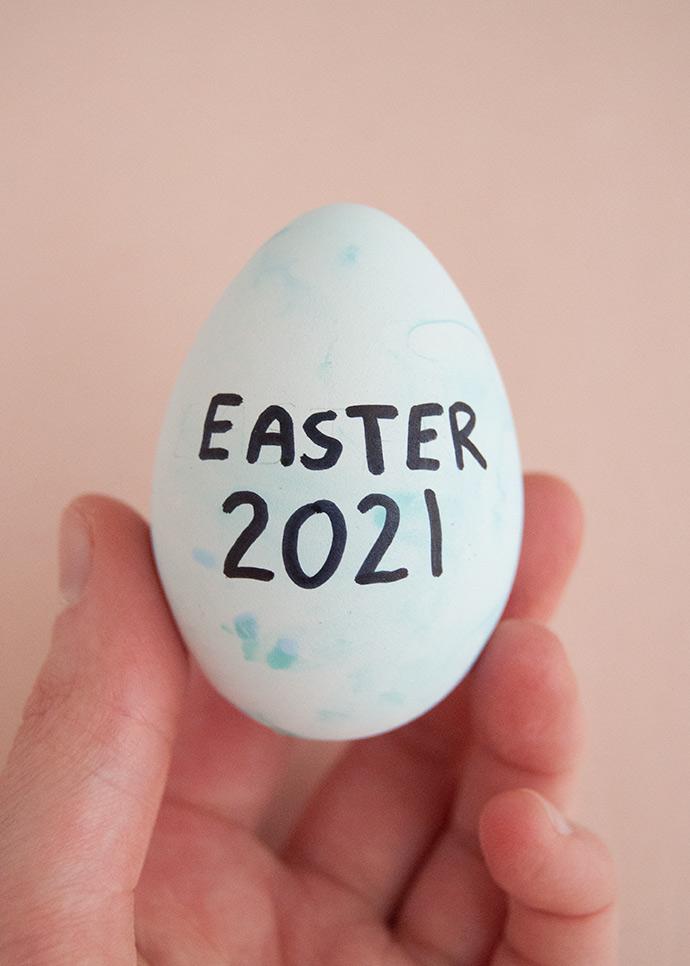Easter Egg Keepsakes