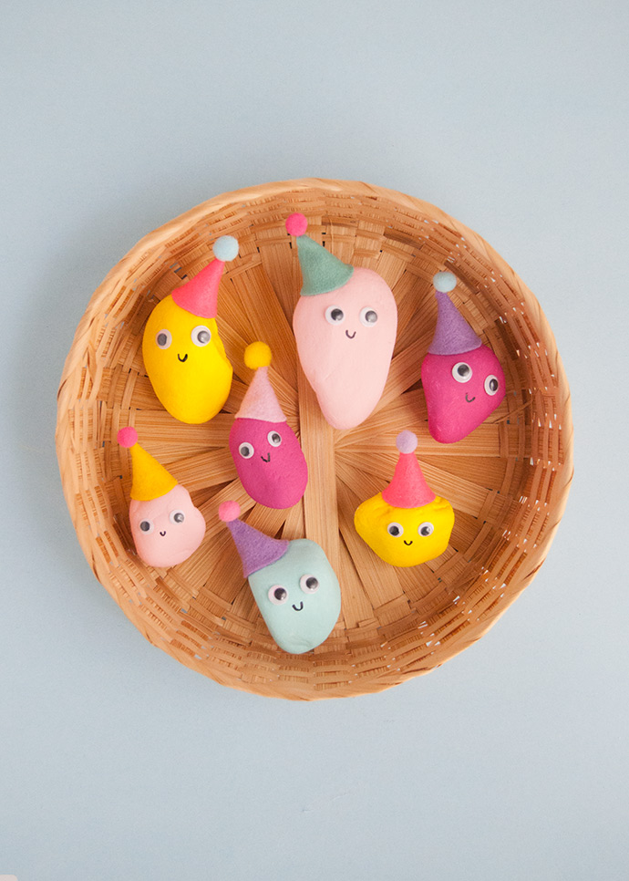 These Painted Rocks are Ready to Party
