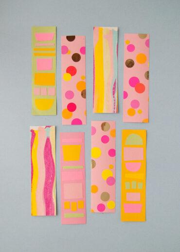 DIY Bookmarks: Three Easy Ways