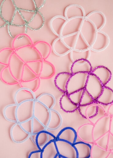 Flower Power Pipe Cleaners