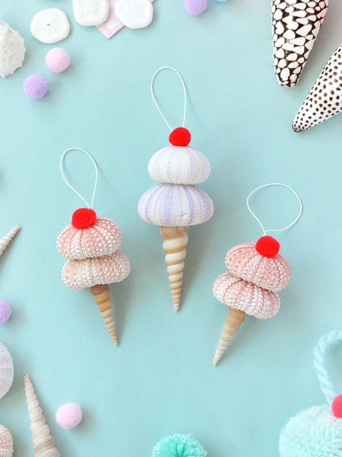 DIY Ice Cream Crafts
