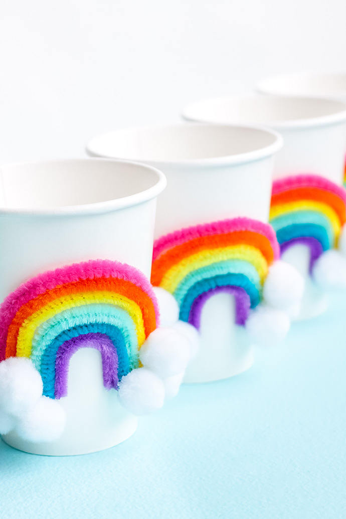 Party Cup Crafts
