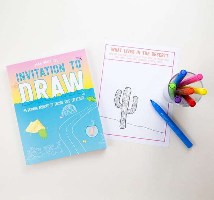 Invitation To Draw