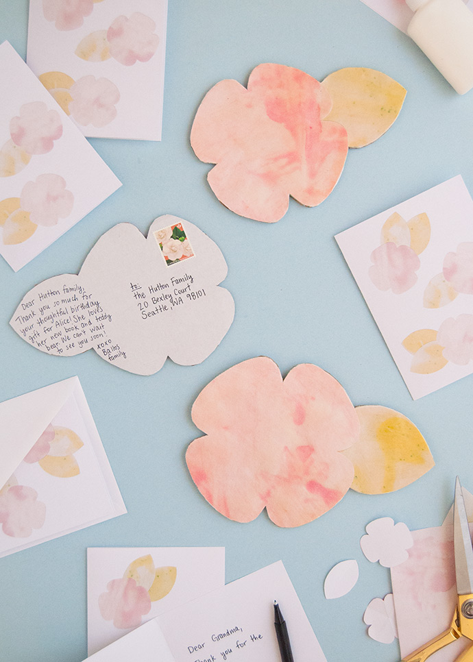 How To Make Keepsakes from Edible Paint