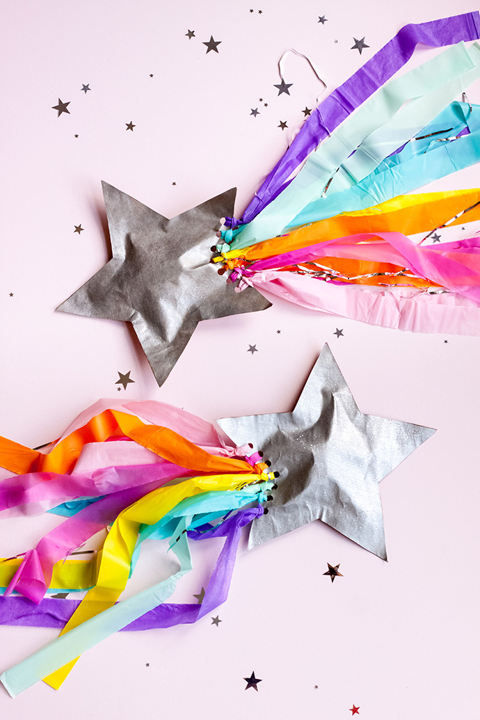 Shooting Star Favor Pouch