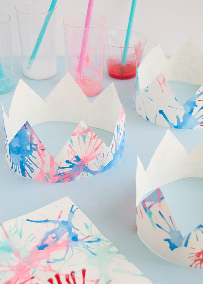 Kids Crafts for the 4th of July