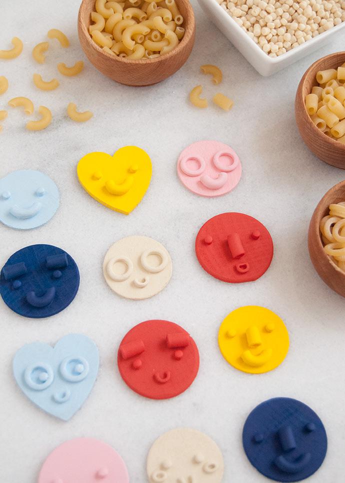 Pasta Faces
