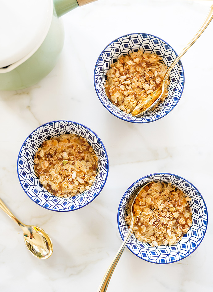 Our Favorite Stovetop Oatmeal