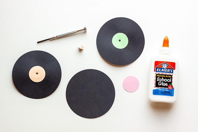 Suitcase Record Player Piñatas